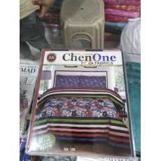 CHENONE Pure cotton Bedsheets With 2 Pillow Covers