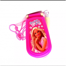 Beautiful Fold able Musical cell phone for kids