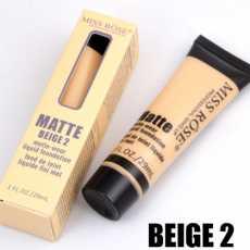 Miss Rose Matte liquid foundation beige 2 item#12777