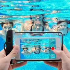 Underwater Waterproof Mobile case, Full View Waterproof Case for Phone...