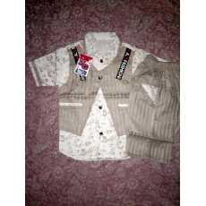 Children Wear Boy Gentleman Clothes Kids, Shirt for Baby Boy