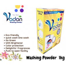 Vadan Detergent Powder laundry Lemon 1kg