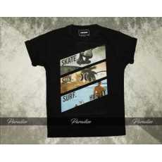 Paradise Zone - Short Sleeves Fine Quality Printed Tshirts For Men