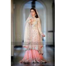 Partywear chiffon cloth suit unstitched Fashion designer dress