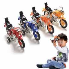 Pack of 4 Heavy Bike toy for kids