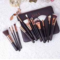 Zoeva makeup brushes set of 15 brushes for professional