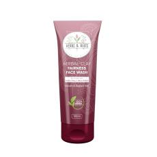 Herbal Clay Fairness Facewash 100ml