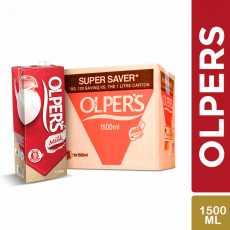 Olpers Milk 1.5 Litre Carton 8 packs