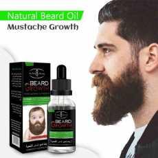 Beard oil Natural Beard Growth Oil - 100% original natural organic growth for...