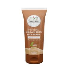 Herbal Multani Mitti Facewash 150ml