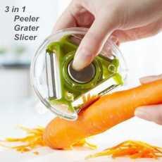3 in 1 vegetables peeler