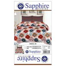 FULL KING SIZE BEDSHEET IN SAPPHIRE COLLECTION