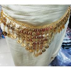 Waist Chain for Women, Coin Waist Chain for girls Decorative Clothess Fashion...