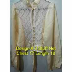 Ladies Tops NET western style - Attractive Designs & Different Sizes (See...