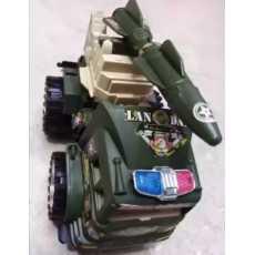 Super Friction Mode Kids Army Tank