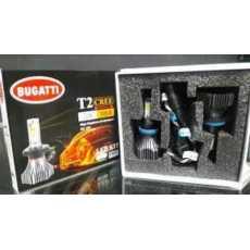 Bugatti T2 cree LED headlight (150watts) 9006