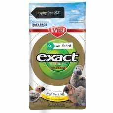 Kaytee High Fat Exact Hand Feed for Chicks Original long expiry 500 g