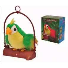 Talk Back talking parrot toy for kids
