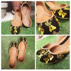 Khussa New Fancy design Khussa Shoes For Women & Girls For this Eid...