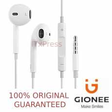 GiONEE Handsfree -100% Original-White-For Android Phones- Best For Gaming