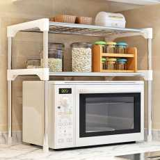 Multi Function & smart Microwave Kitchen Shelf Oven Rack and Multi Layer...