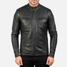 Leather jacket UMB-01.