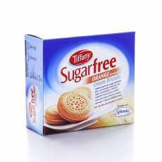 Tiffany Sugar Free Orange Cream Biscuits 162 GM