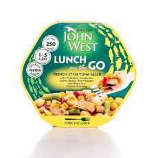 Launch On The Go French Style High Quality Tasty Tuna Salad 220 GM
