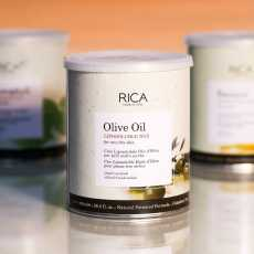 Rica Olive Oil Liposoluble Hair Removing Wax Imported 800 ML