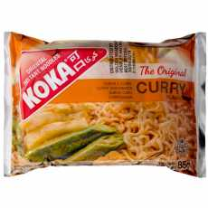 Koka Curry Flavour Noodles 85 GM Imported (Pack Of 5)