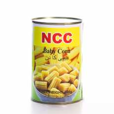 NCC Tasty High Quality Baby Corn 380 GM