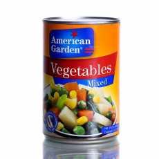 American Garden Fresh Vegetable Mixed 425 GM