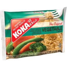 Koka Oriental Style Instant Noodles Vagetable Flavour 85 GM