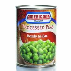 Americana Processed High Quality And Delicious Peas 400 GM