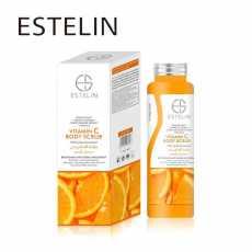 ESTELIN Vitamin C Body Scrub By Dr.Rashel