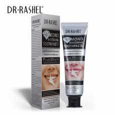 DR.RASHEL Mint Taste Stain Remover Fresh Breath Diamond Whitening Toothpaste...