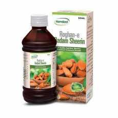 Sweet Almond Oil - Roghan E Badam Sheerin 60ml by Hamdard