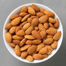 American Almonds Big Size (Imported From California) 500gm - 100% Original ,...