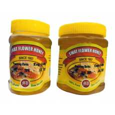 Honey - 100% Pure Original Small Bee Honey From Swat - 500gm