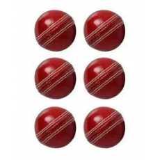 Senior/Junior Cricket Hard Balls Pack of 6