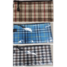 Package of 3 Beautiful Pouches as Pencil Box