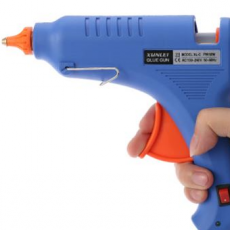 Small 100w Hot-Melt Glue Gun with 1 Glue Stick
