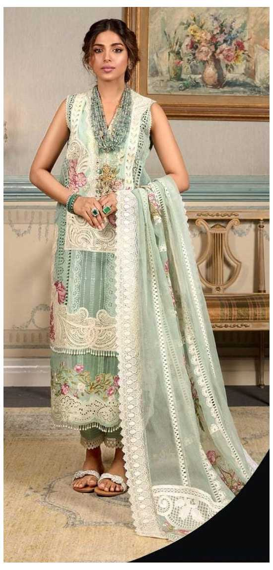 Crimson  luxery lawn eid collection 2021