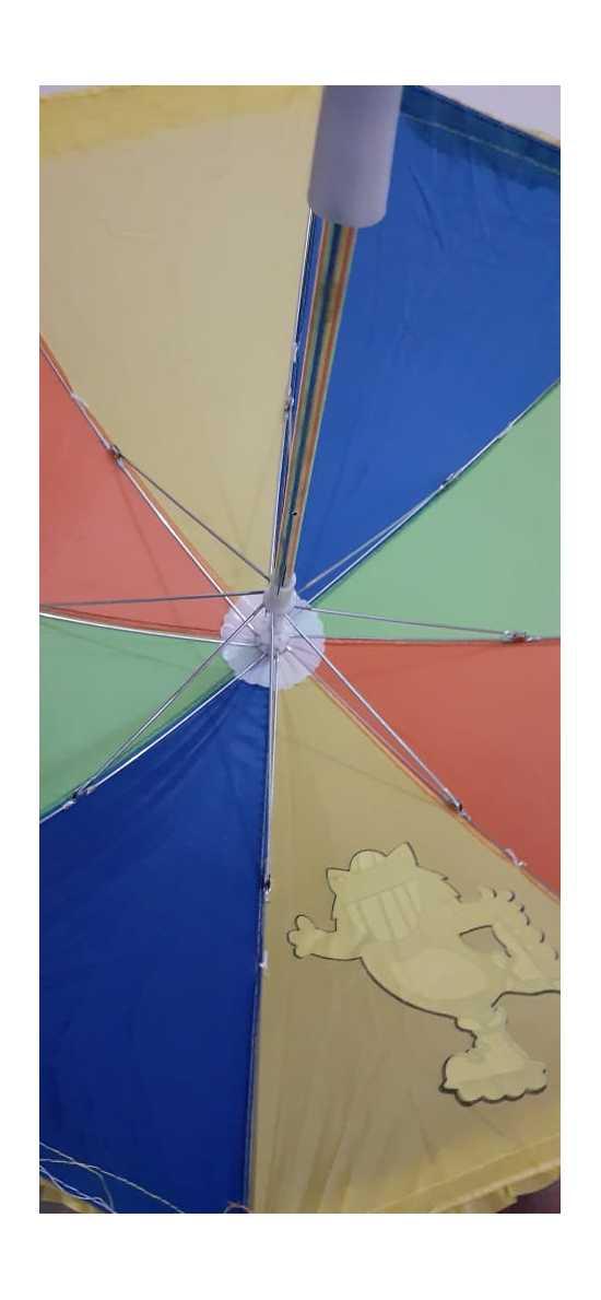 Kids Umbrella Multi Colors