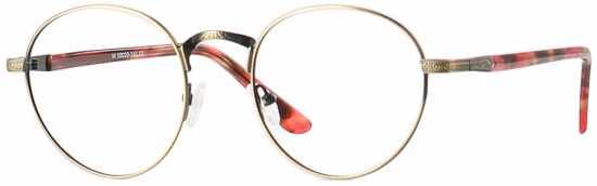 Round Eye Glasses Frame