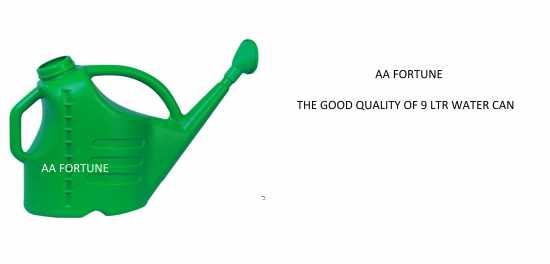 PLASTIC HAND SHOWER GREEN 10 LTR