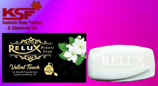 Relux beauty soap white