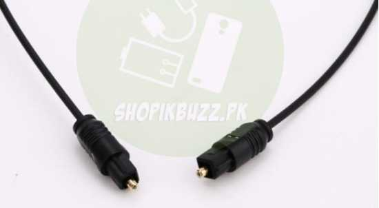 Spdif Fiber Optical Cable Digital Toslink Cable Audio Cable