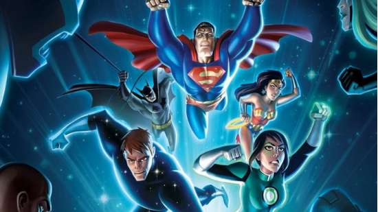 Justice League vs the Fatal Five  Complete Movie DVD/CD   Exclusively From MAF
