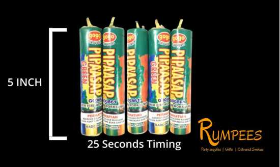 Coloured Smoke Bombs_-Pack Of 5